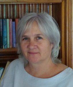 Mia Crampin portrait